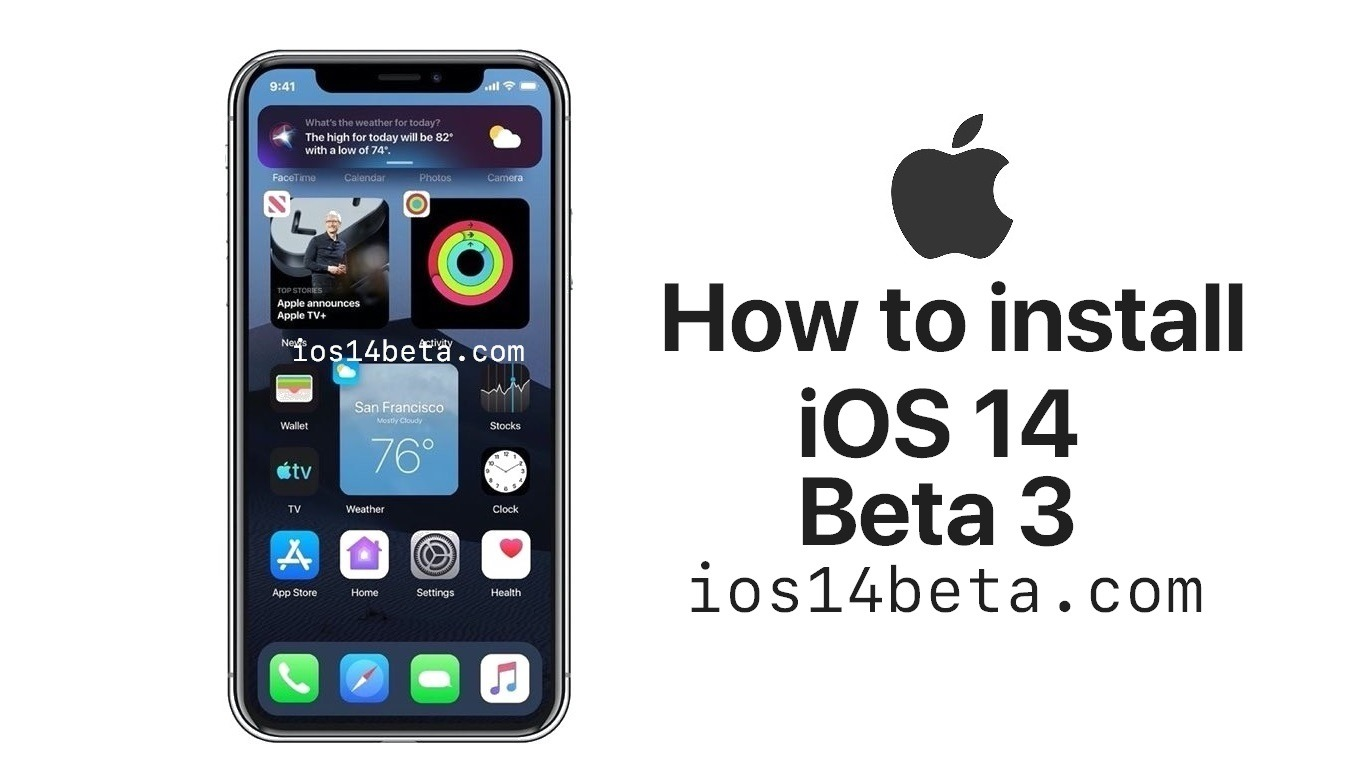 How to Install iOS 14 Beta 3 Without a Developer Account