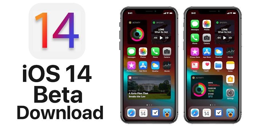 iOS 14 Beta Dowload